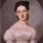 Jenny von Laßberg, die Schwester der Dichterin; Quelle: Wikipedia