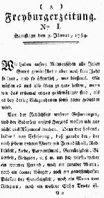 Freiburger Zeitung